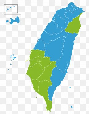Taiwan - Taiwan General Election, 2016 Blue Sky With A White Sun Taiwanese Local Elections Map PNG
