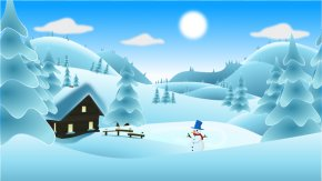Winter Time Cliparts - Winter Free Content Clip Art PNG