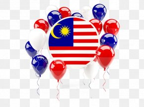 Flag Of Malaysia - Flag Of Kuwait Stock Photography Vector Graphics Balloon PNG