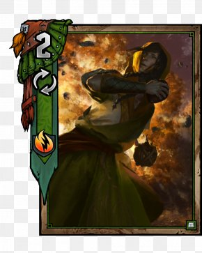 Scout - Gwent: The Witcher Card Game The Witcher 3: Wild Hunt CD Projekt Art PNG