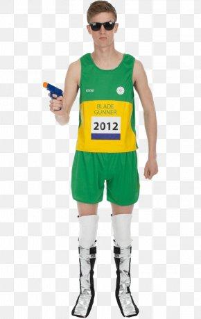 Costume Homme - Oscar Pistorius Amazon.com Paralympic Games Halloween Costume PNG