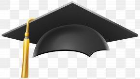 Cap - Square Academic Cap Graduation Ceremony Clip Art PNG