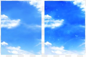 Sky - Sky Blue Cloud DeviantArt Atmosphere Of Earth PNG