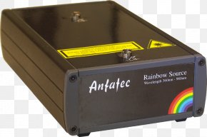 Frontside - Electronics Anfatec Instruments AG Bauteil Lock-in Amplifier PNG