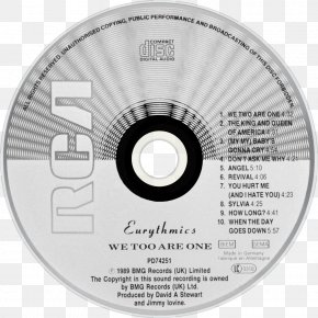 1984 Big Brother - Eurythmics 1984 (For The Love Of Big Brother) We Too Are One Compact Disc PNG