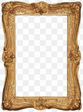 Gold Frames - Picture Frames Window Decorative Arts PNG