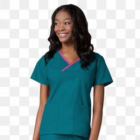 Clothing Racks - T-shirt Scrubs Nurse Uniform Clothing PNG