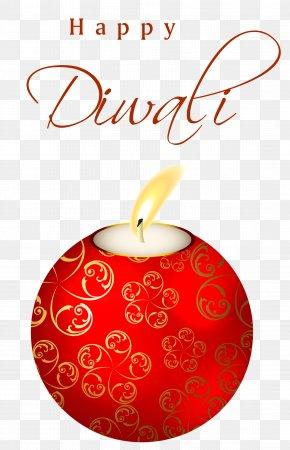 Diwali - Happy Diwali Diya Clip Art PNG
