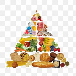 Food Pyramid - Healthy Diet Food Pyramid Nutrition Clip Art PNG