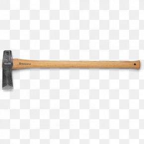 Axe - Splitting Maul Hand Tool Axe Firewood PNG
