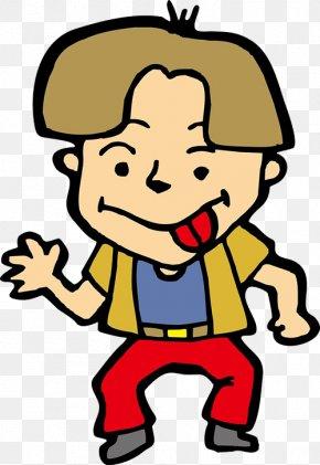 A Man - Cartoon Man PNG