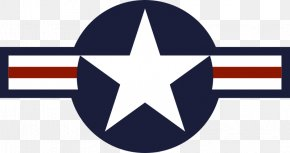Photo Air Force Logo - United States Air Force Aircraft Roundel United States Army Air Forces PNG