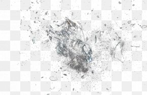Broken Glass - Line Graphic Design Point Angle PNG
