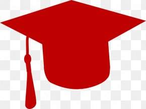 Graduation Cap Vector - Student Graduation Ceremony Academic Degree Diploma College PNG