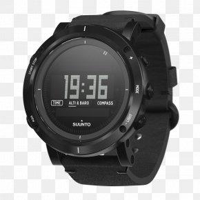 Watch - Suunto Oy Suunto Essential Ceramic Watch Amazon.com Altimeter PNG