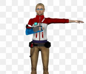 Professor - Outerwear Figurine Costume Profession Character PNG