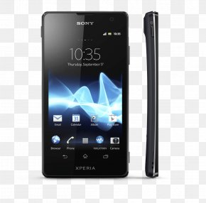 Smartphone Image - Sony Xperia TX Sony Xperia Acro S Smartphone Android Ice Cream Sandwich PNG