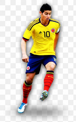 James Colombia - Carlos Valderrama Colombia National Football Team 2015 Copa América Soccer Player PNG