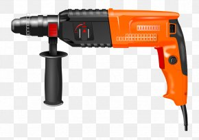 Drill Cliparts - Hand Tool Hammer Drill Cordless Power Tool PNG