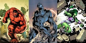 Hulk - Hulk Doc Samson Thunderbolt Ross Rick Jones Halkas PNG