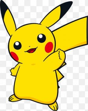 Pikachu Clipart - Pokxe9mon GO Pikachu Clip Art PNG