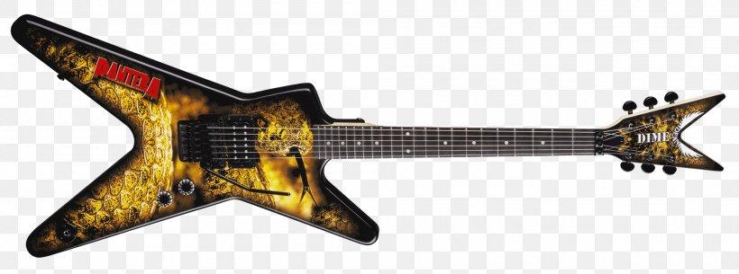 Dean ML Dean Razorback Dean Guitars Electric Guitar, PNG, 2000x744px, Watercolor, Cartoon, Flower, Frame, Heart Download Free