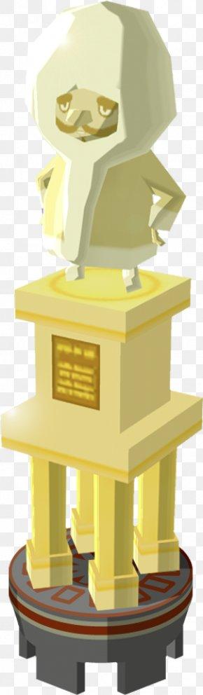 The Legend Of Zelda: The Wind Waker Hyrule Warriors Link Statue PNG