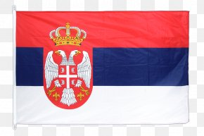 Flag - Flag Of Serbia National Flag Serbia And Montenegro PNG