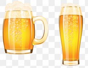 Mug Of Beer - Beer Glassware Oktoberfest Drink Clip Art PNG