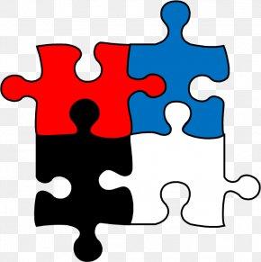 Cartoon Puzzle Pieces - Jigsaw Puzzle Puzz 3D Clip Art PNG