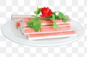 Frozen Crab Sticks - Hot Pot Crab Stick Shabu-shabu Ingredient PNG