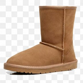 Snow Boots - Snow Boot PNG