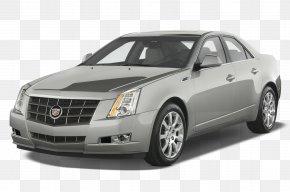 Cadillac - 2008 Cadillac CTS 2009 Cadillac DTS 2009 Cadillac CTS-V Car PNG