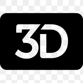 Symbol - 3D Film Cinema Logo PNG