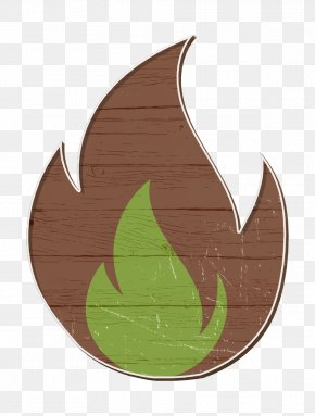 Plant Symbol - Flame Icon Nature And Ecology Icon Fire Icon PNG