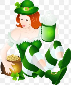 Saint Patrick's Day - Saint Patrick's Day Holiday Clip Art PNG