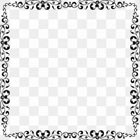 Elegant - Picture Frames Clip Art PNG