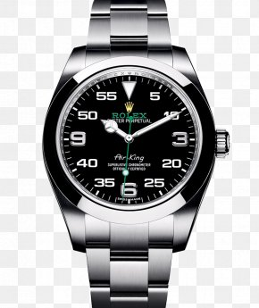 Black Rolex Watch Male Table - Rolex Datejust Rolex Daytona Watch Jewellery PNG