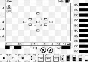 SLR Screen Parameters - Movie Camera PNG