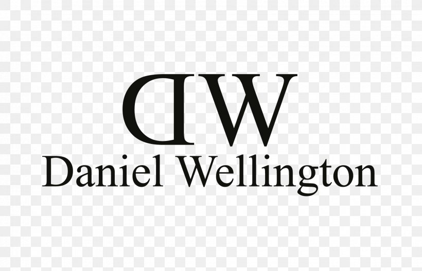 Logo Brand Daniel Wellington Watch Fashion Png 1850x1190px Logo Area Black And White Brand Clock Download