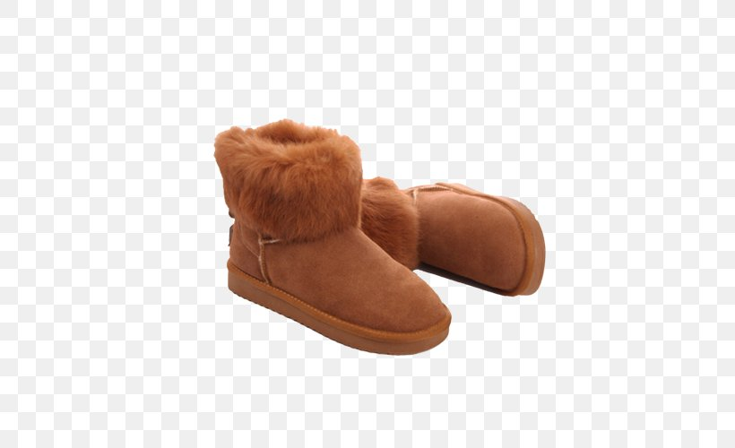 Snow Boot Slipper Leather, PNG, 500x500px, Snow Boot, Banner, Boot, Brown, Footwear Download Free