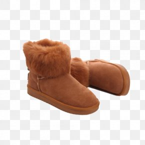 Snow Boots - Snow Boot Slipper Leather PNG