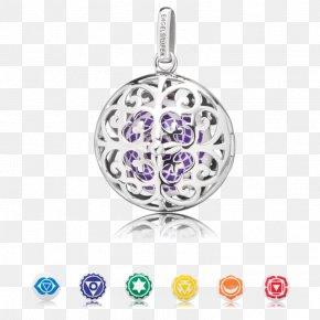 Chakra - Jewellery Charms & Pendants Silver Earring Charm Bracelet PNG