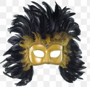 Christmas Mask Party PNG