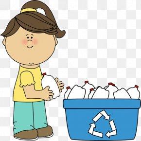 Cute Plastic Cliparts - Plastic Recycling Plastic Bottle Clip Art PNG