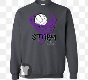 T-shirt - T-shirt Sleeve Sweater Crew Neck Bluza PNG