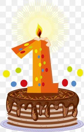 Cartoon Birthday Cake - Birthday Cake Wedding Invitation Greeting Card Clip Art PNG