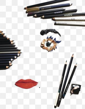 Lipstick Pencil Combination Of Art Rehearsal - Still Life Photography Still Life Photography Photographer Clm PNG