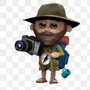 Camera Man - Stock Illustration Cartoon Photography Illustration PNG