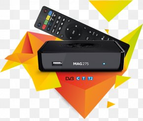 Ip Tv - Set-top Box IPTV Over-the-top Media Services Cable Television Wi-Fi PNG